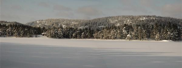 Marivannet ligger midt i hjertet av Drammensmarka, med mange fine og familievennlige løyper.