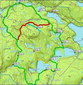 Klikk for oversiktskart over løyper på Åmot Østås